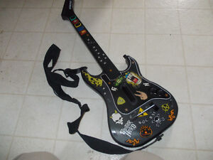 KRAMER  ELECTRONIC  GUITAR HERO  FOR  PLAY STATION !!!
