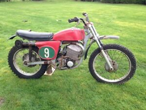 Vintage Greeves Griffon 380 Motocross Rare Classic $2,500.