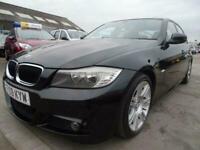 2009 BMW 3 Series 2.0 318D M SPORT 4d 141 BHP CHEAP TAX Saloon Diesel Manual