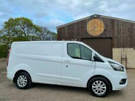 2018 18 Ford Transit Custom 2.0 EcoBlue 130ps Low Roof Limited - NO VAT