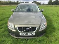 Volvo V70 2.4D ( 163ps ) Geartronic SE Only 54,000 Miles With FSH