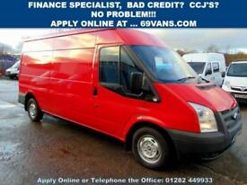 2013 63 FORD TRANSIT LWB,6 SPEED, 1 FLEET OWNER - ARVAL, FULL SERVICE HISTORY DI