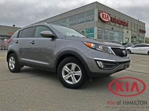 2016 Kia Sportage LX | FWD | One Owner | Clean Body