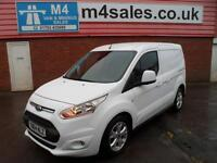 Ford Transit Connect 200 LIMITED SWB WITH A/C 110PS