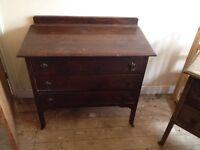 Retro chest of drawers (c.1950's)