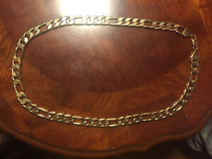 Men's 14k gold  link chAin