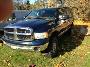 2003 Dodge Power Ram 2500 Factory Pickup Truck