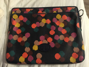 FOSSIL iPad Case - barely used!!