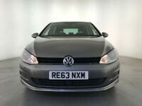 2013 VOLKSWAGEN GOLF GT BLUEMOTION TECH TDI DIESEL £20 ROAD TAX SERVICE HISTORY