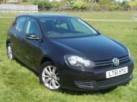 2011 (61) Volkswagen Golf 1.6TDI Match