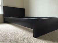 2 x IKEA Malm, Single Bed Frame With Mattress (very good condition)