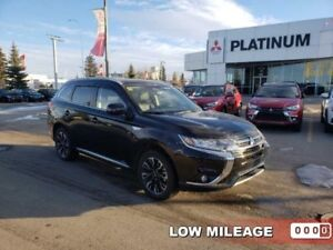 2018 Mitsubishi Outlander PHEV   Plug In Hybrid All Wheel Drive