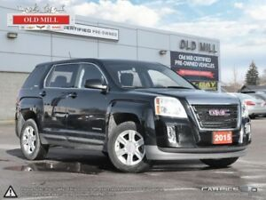 2015 GMC Terrain 1 Owner, Accident Free, Service Records, All-Wh