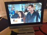 "16"" TEVION LCD HD TV BULIT IN FREEVIEW"