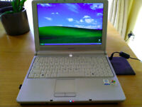 Laptop - Intel 1.4GHz, 60GB HD, DVD ROM, 12 inch screen