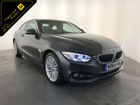 2014 64 BMW 420D XDRIVE LUXURY AUTO DIESEL 1 OWNER SERVICE HISTORY FINANCE PX