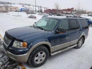 2006 Ford Expedition - Great Reliable Vehicle - Only 1 Owner!