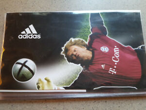 efbefd7d35a Adidas Soccer Advertisement Cards