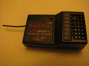 RC Tactic Receiver