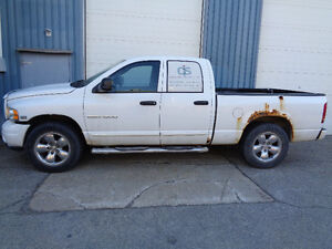2004 Dodge Power Ram 1500 SLT Autre