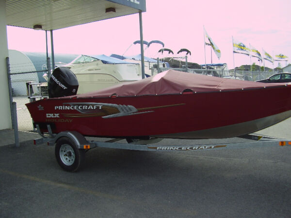 Used 2012 Princecraft dlx sc