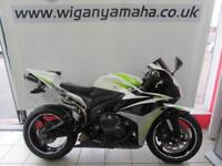 HONDA CBR600RR-8 HANSPREE, 58 REG WITH TAIL TIDY, CARBON EXHAUST, REAR SETS...