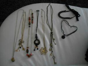 Women's Costume Jewellery - Betsey Johnson, etc