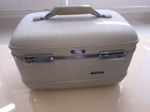 Luggage- American Tourister train case from the 1960s