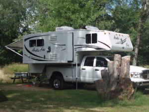 Caravane portée et camion Dodge Ram 2008  SLT diesel 4x4