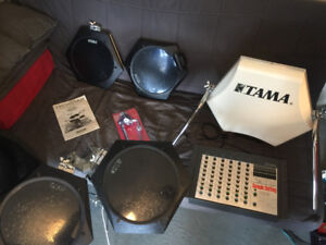 Tama TechStar TS 305 Vintage Electronic Drumset