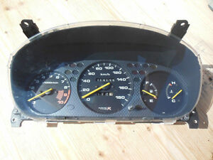 JDM 96-00 CIVIC CLUSTER TYPE R 10G RPM CIVIC TYPE R CLUSTER CIVI