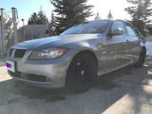 Bmw 325xi 2006, LOW KM