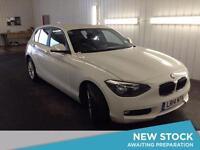 2014 BMW 1 SERIES 118d SE 5dr