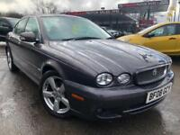 2008 Jaguar x-type 2.0d *1 Previous owner 53000 Miles With Full Service History*