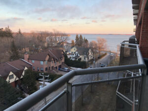 Pointe-Claire : Spacious Luxury 2 Floor Condo Penthouse For Rent