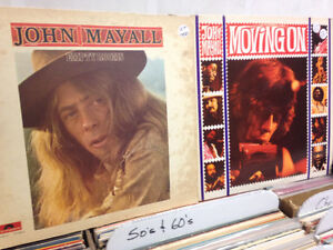 BLUES VINYL----JOHN MAYALL!!