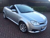 Stunning 2006 06 Vauxhall Tigra 1.4 Convertible **2 Owners+Only 44000+Full History+1 Years Mot**