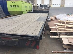 2015 Diamond C Tandem Axle Highboy Trailer - 20' Edmonton Edmonton Area image 2