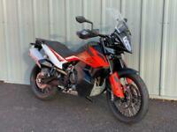 KTM 790 ADVENTURE TOURING COMMUTING MOTORCYCLE