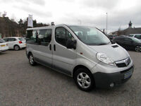 2014 Vauxhall Vivaro 2.0CDTi ( 115ps ) ( EU V ) 9 Seats 2900 LWB