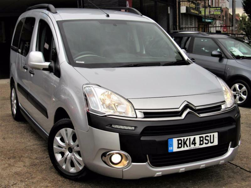 2014 citroen berlingo multispace 1 6 hdi xtr 5dr mpv manual diesel mpv diesel in eltham. Black Bedroom Furniture Sets. Home Design Ideas