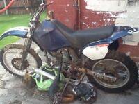 Kajeva trials bike, spares repairs.