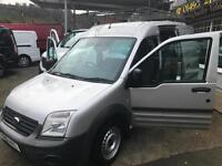 2011 61 Ford Transit Connect 1.8TDCi ( 90PS ) High Roof Crew Van T230 LWB