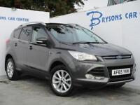 2015 65 Ford Kuga 2.0TDCi 180ps AWD Powershift Titanium for sale in AYRSHIRE