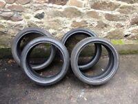 4xNANKANG tyres 195/40z/r17