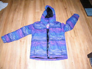 NEW SNOW SUIT GIRLS 12