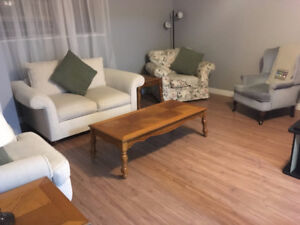 Weekly and Nightly Rates available! West End St. John's!