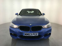 2014 BMW 325D M SPORT GT DIESEL 1 OWNER BMW SERVICE HISTORY FINANCE PX WELCOME