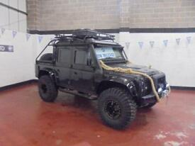 2009 Land Rover Defender 130 2.2 D Crewcab Pickup DPF 4dr
