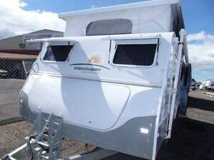 2012 JAYCO DISCOVERY OUTBACK POP TOP Hexham Newcastle Area Preview